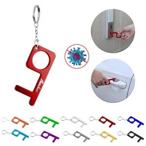 Touch Free Tool with Keychain